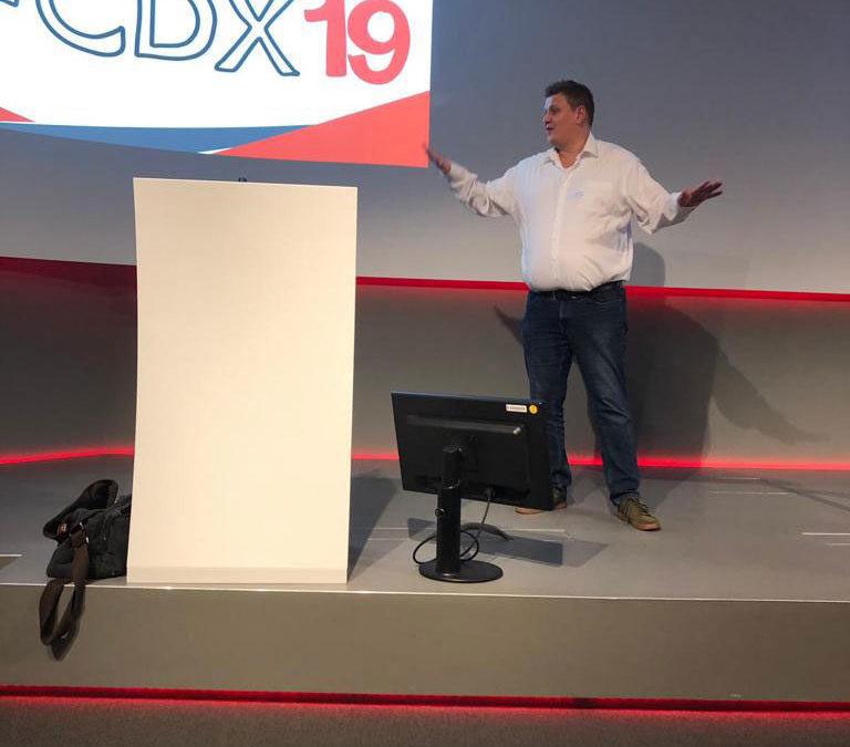 Impressionen von der #CDX19