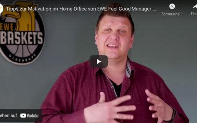 Tipps zur Motivation im Home Office