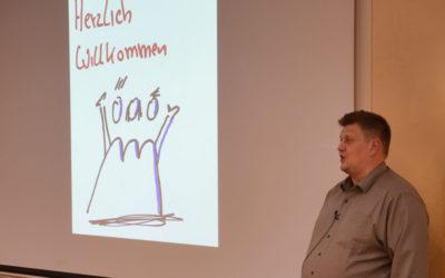 """""""Glück, Motivation und Fehlerkultur"""" – Workshop bei der AZ Direct"""